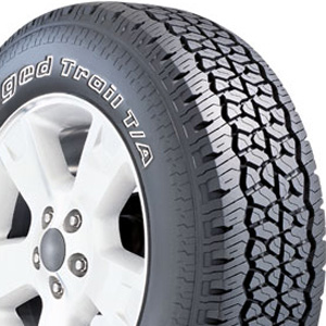 BF GOODRICH RUGGED TRAIL T/A TIRES